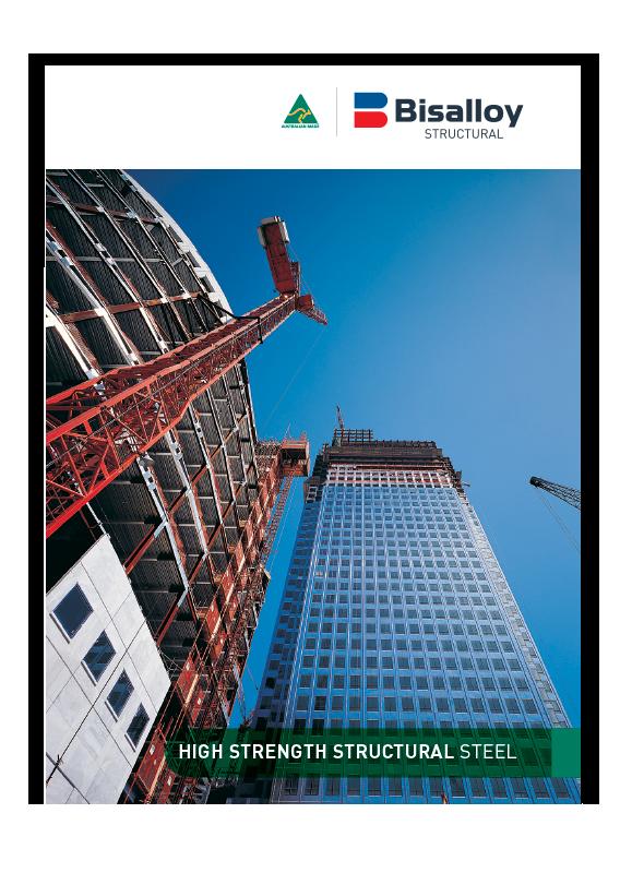 BISALLOY® Structural steel Brochure